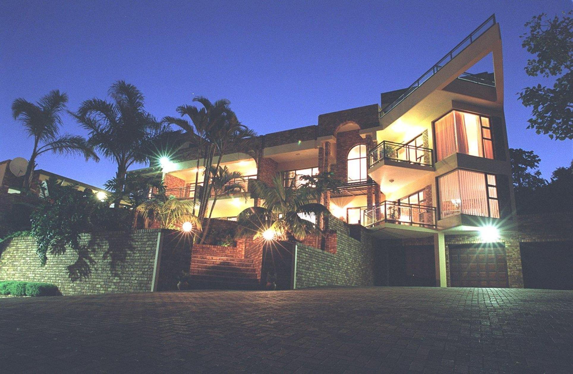 House At Night L