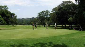 Port-Shepstone Golf Course