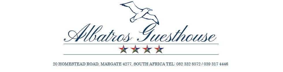 Albatros Guesthouse | Margate, KZN South Coast